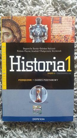 """Podręcznik """"Historia 1 część 2"""" Zakres podstawowy OPERON"""