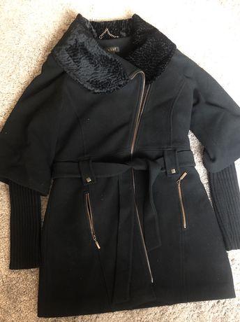 Пальто кашемір куртка косуха