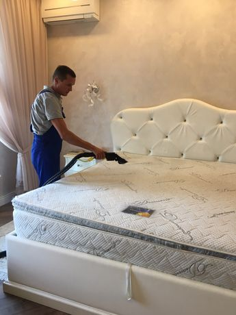 КЛИНИНГ ХИМЧИСТКА Мягкой Мебели Матрасов Ковров Уборка после РЕМОНТА