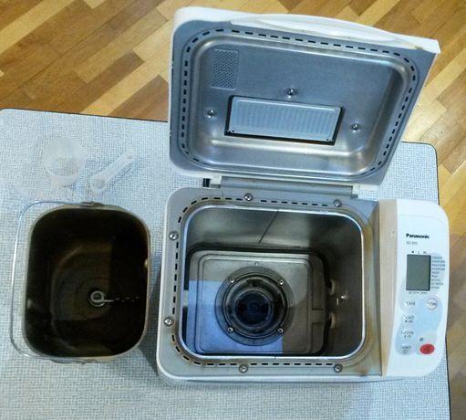 Хлебопечка Panasonic SD-253 (Япония). Объем выпечки 1.25кг. Хлебопечь.