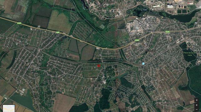 Продам участок 15 соток под Харьковом, Рай-Еленовка