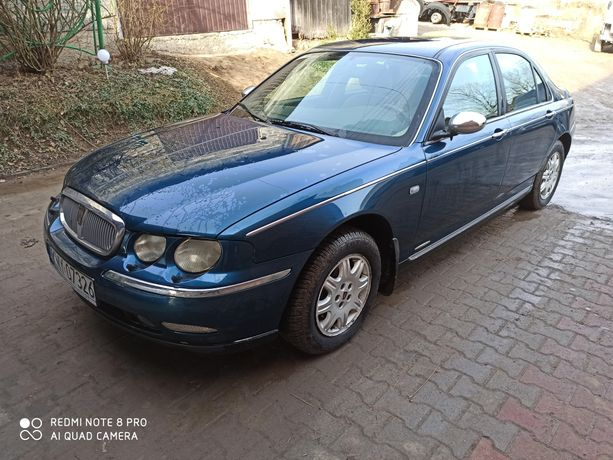 Rover 75 1.8 benzyna
