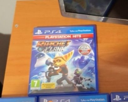 Gra PS4 Ratchet and Clank