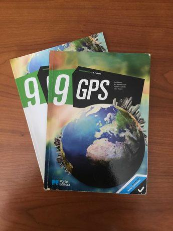 """Geografia """"GPS"""" 9ºAno"""