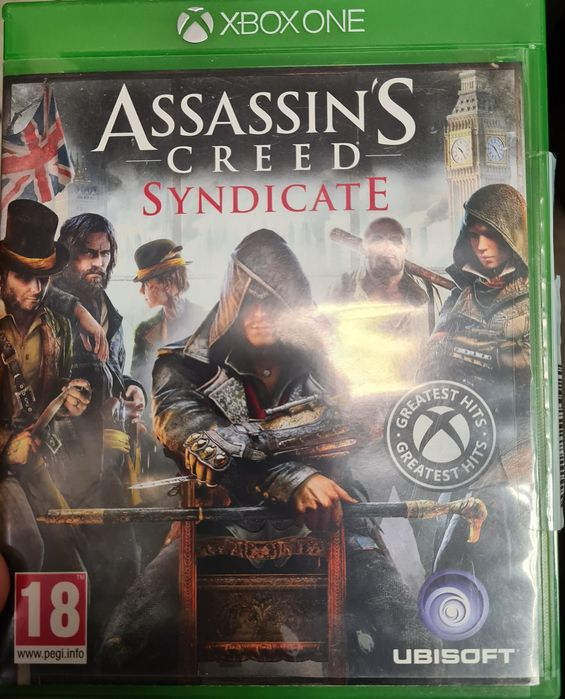 Assassin's Creed Syndicate Xbox One PL Łódź - image 1