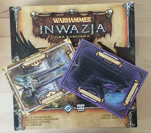 Warhammer Inwazja, plus dodatek Szturm na Ulthuan