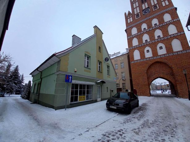Przestronne mieszkanie w centrum Bartoszyc