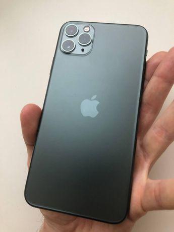 Продам iPhone 11 Pro Max 64 gb Green Rsim Магазин