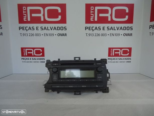 Auto Radio CD Toyota Yaris