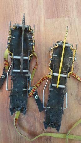 Automatyczne Raki wspinaczkowe Grivel Rambo 3 monopoint + zęby dodat.