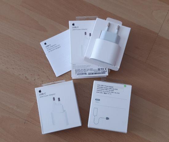 USB-C 20W Power Adapter NOWY fabrycznie oryginalnie zapakowany Kostka