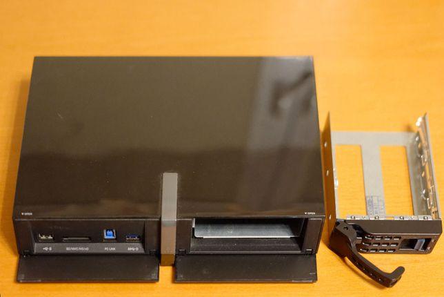 Odtwarzacz ASUS Media Player O!Play TV Pro, RJ45 1Gb, Samba, FTP