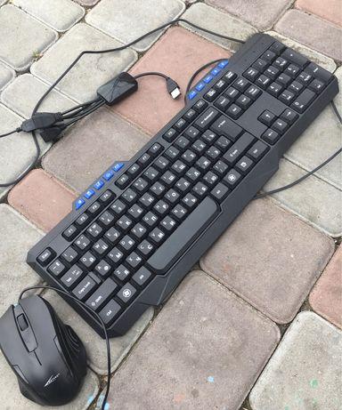 Продам клавитуару и мышь!