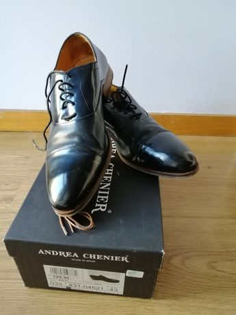 Sapatos Andrea Chenier