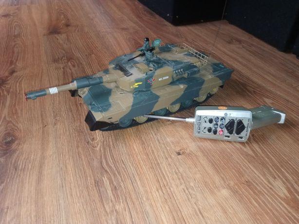 Czołg RC Japanese T-90 1:24 Ulepszone działko ASG