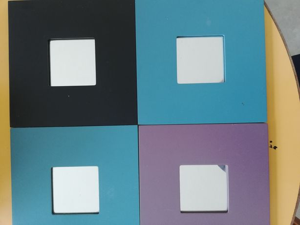 4 espelhos (cores)
