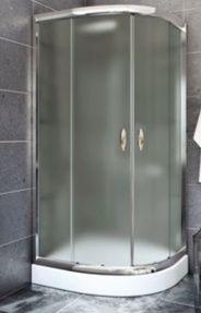 Kabina prysznicowa z brodzikiem 80