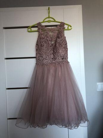 suknia balowa s/m
