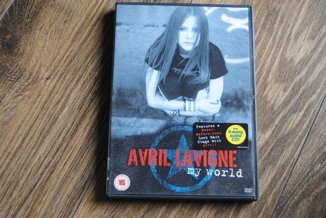 Avril Lavigne*my world/DVD