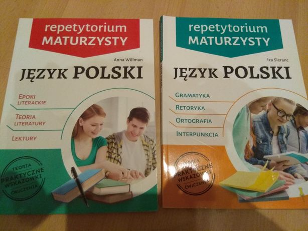 Repetytorium, matura, język polski