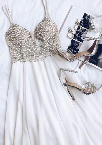 Oryginalna suknia z USA