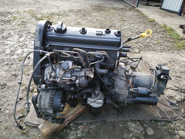 Двигатель 1.9 Гольф Пасат т2 т3 т4 Феліція / мотор 1.9 D Golf Passat
