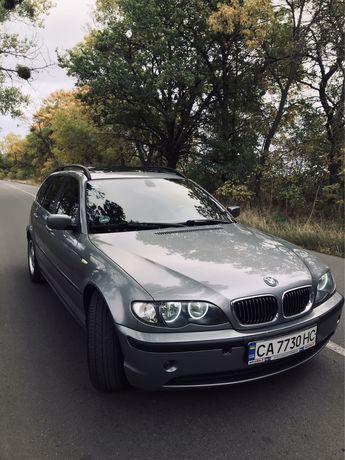 BMW 320 e46 Touring