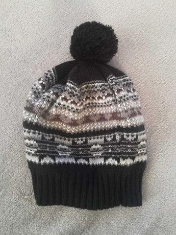 Norweska czapka chłopięca 3-4 lata