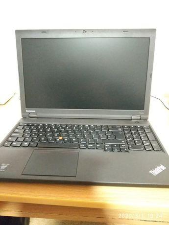 Ноутбук Lenovo T540P, CPU i5, 8Gb RAM, 250Gb HDD