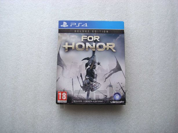 For Honor Deluxe Edition playstation ps4