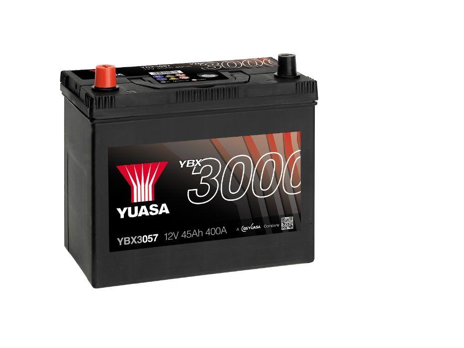 Akumulator YUASA YBX3057 45Ah 400A Promocja!!!