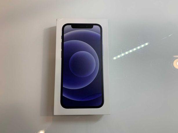 Apple iPhone 12 Mini 64GB Black, nieaktywowany, gwarancja