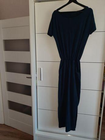 Sukienka dluga rozmiar M