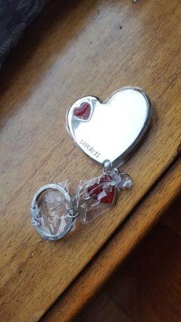 Porta-chaves Coração Swatch