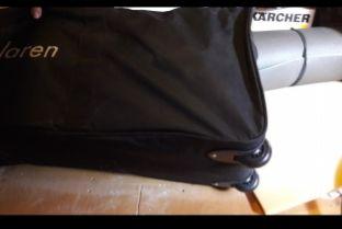 Сумка для коляски трости Maclaren для авио перелетов и хранения