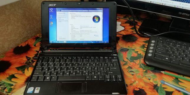 Нетбук (ноутбук) Acer Aspire One ZG5 , AOA150