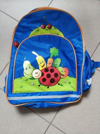 Mały plecaczek dla przedszkolaków