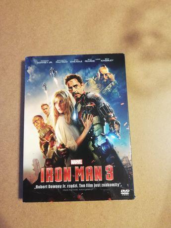 Iron Man 3 - płyta DVD