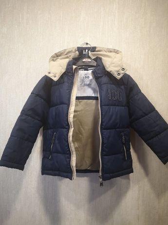 Демисезонная куртка IDO для мальчика, на 3 года (рост 98 см)