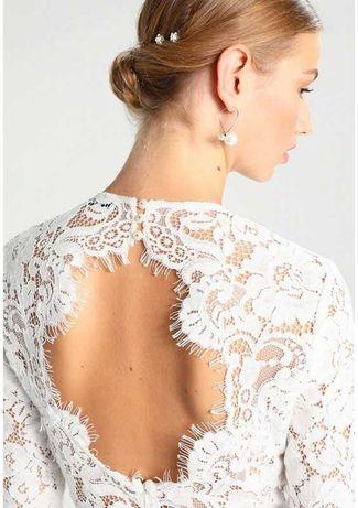 Ivy & Oak suknia ślubna**nowa rozm. 38/M