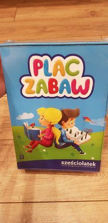 Plac zabaw sześciolatek BOX WSiP