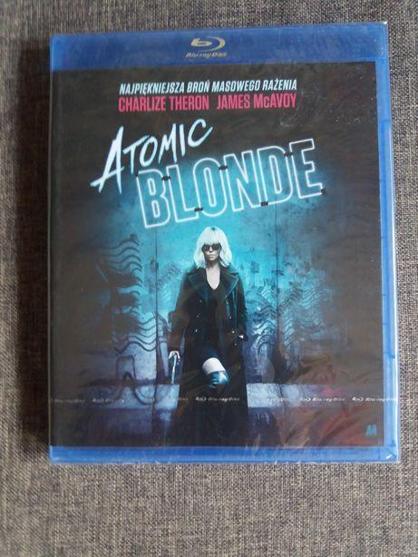 Atomic BLONDE film blu-ray nowy folia