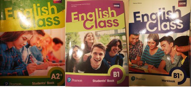 English Class A2+,B1, B1+, pomoce do nauki, odpowiedzi