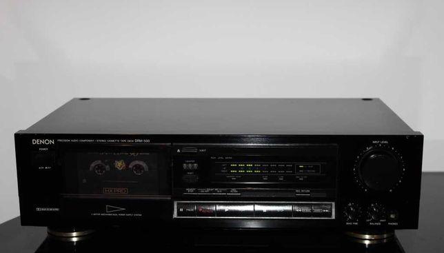 DENON DRM-500 Magnetofon deck segment stereo hi-fi Wysyłka