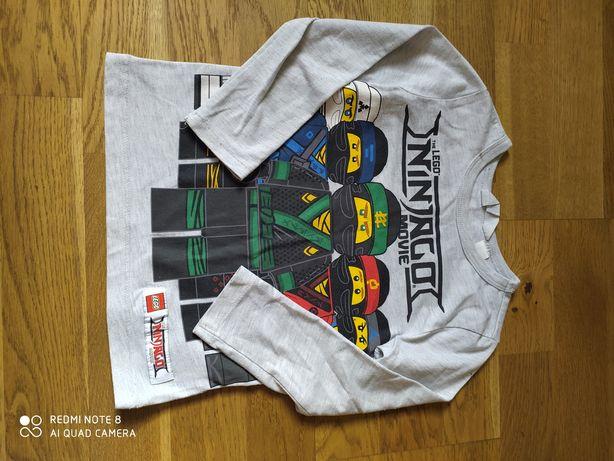 Koszulka Ninjago H &M r.104