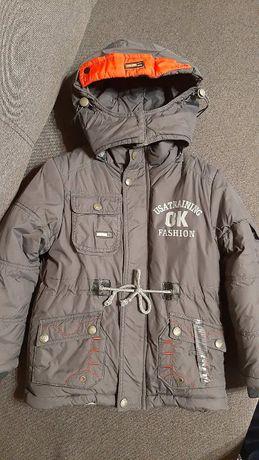 Детская зимняя курточка