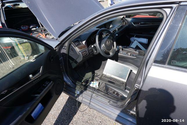Diagnostyka / elektronika samochodowa z dojazdem do klienta.