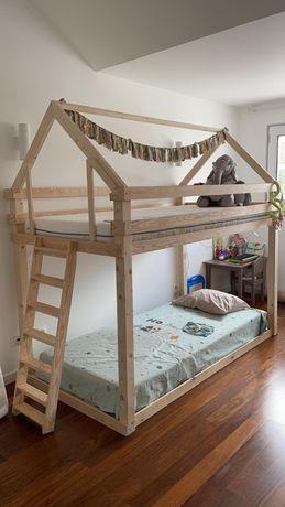 Cama Montessori - Por Medida