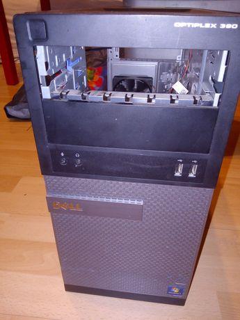 Obudowa komputera dell optiplex390 z zasilaczem