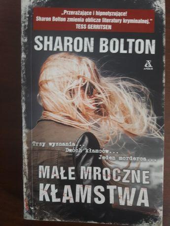Małe mroczne kłamstwa-Sharon Bolton